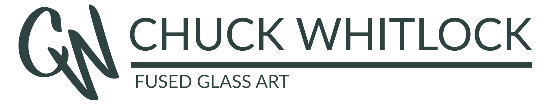 Chuck Whitlock Glass Art